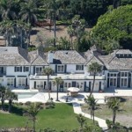 Elin Nordegren's mansion courtesy of Pacific Coast News
