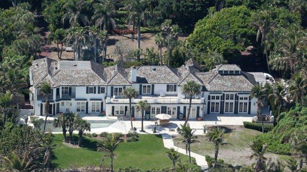Elin Nordegren's mansion courtesy of Pacific Coast News