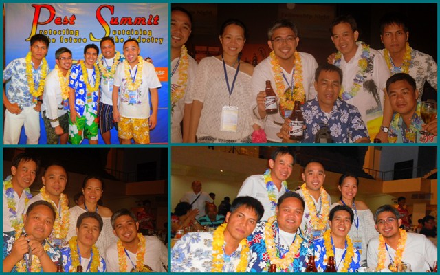 Pest Summit 2012, Pest Control Professionals in Boracay